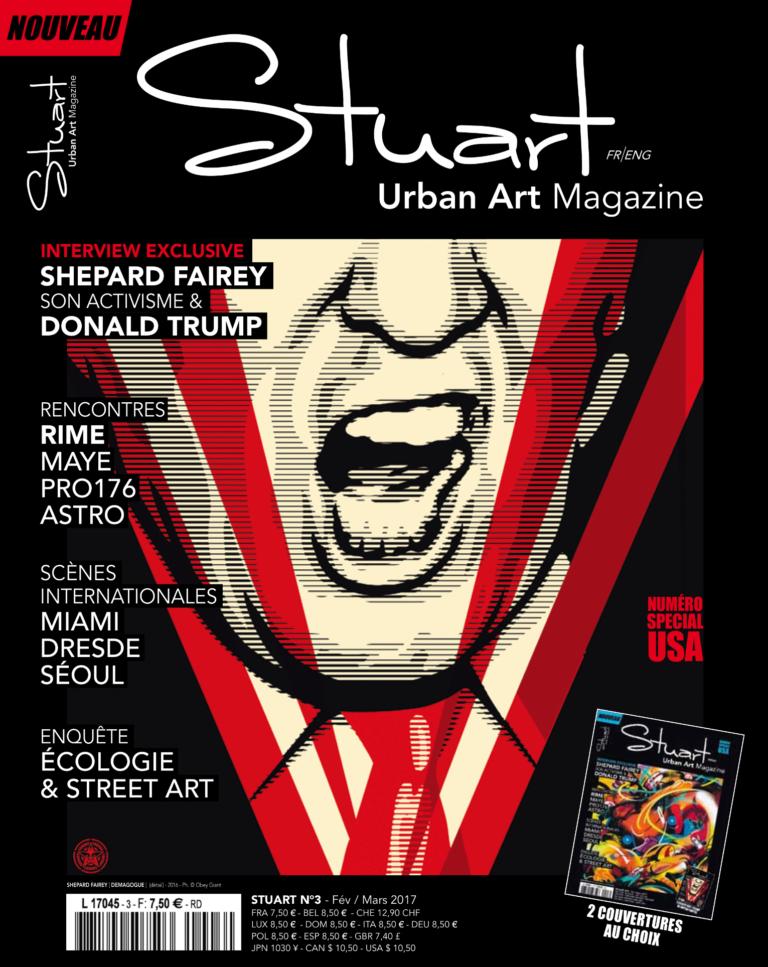 Numéro 3 Stuart Magazine