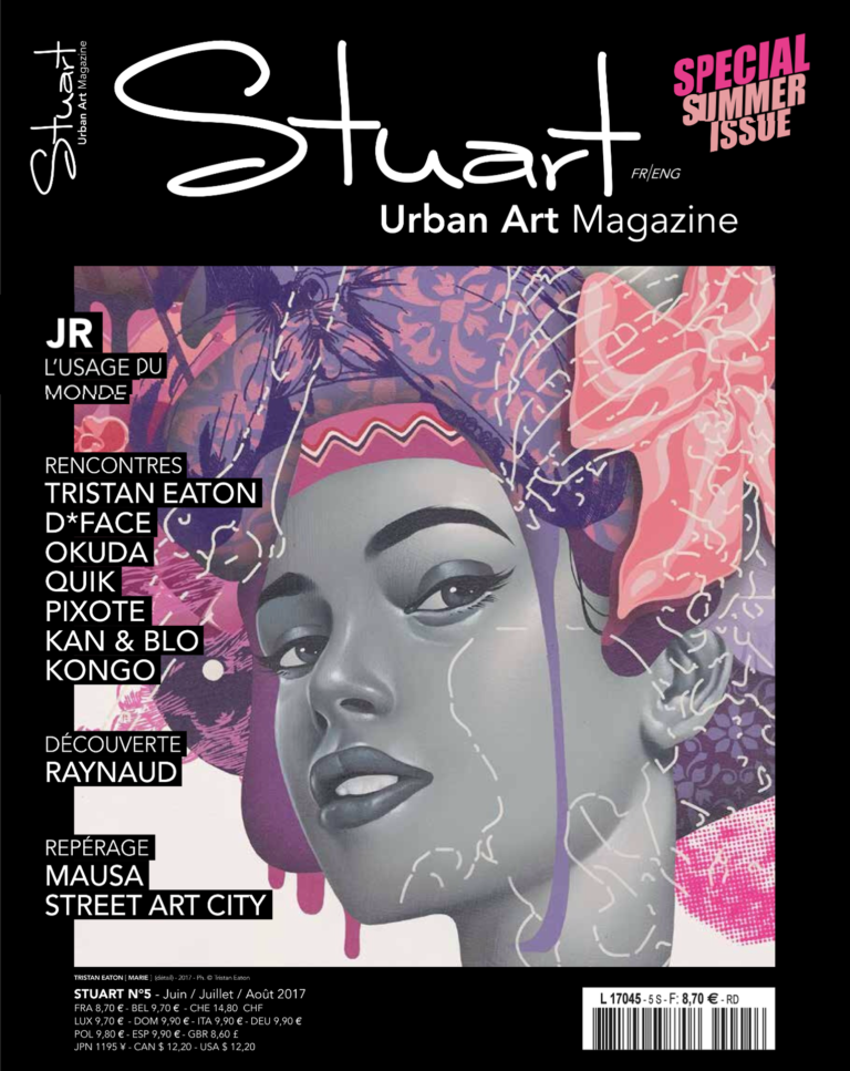 Numéro 5 Stuart Magazine