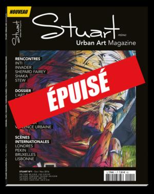Numéro 1 Stuart Magazine