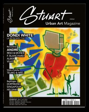 Numéro 9 Stuart Magazine