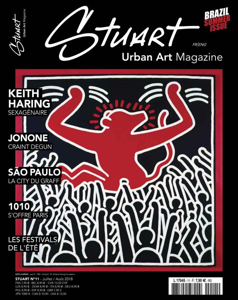 Numéro 11 Stuart Magazine