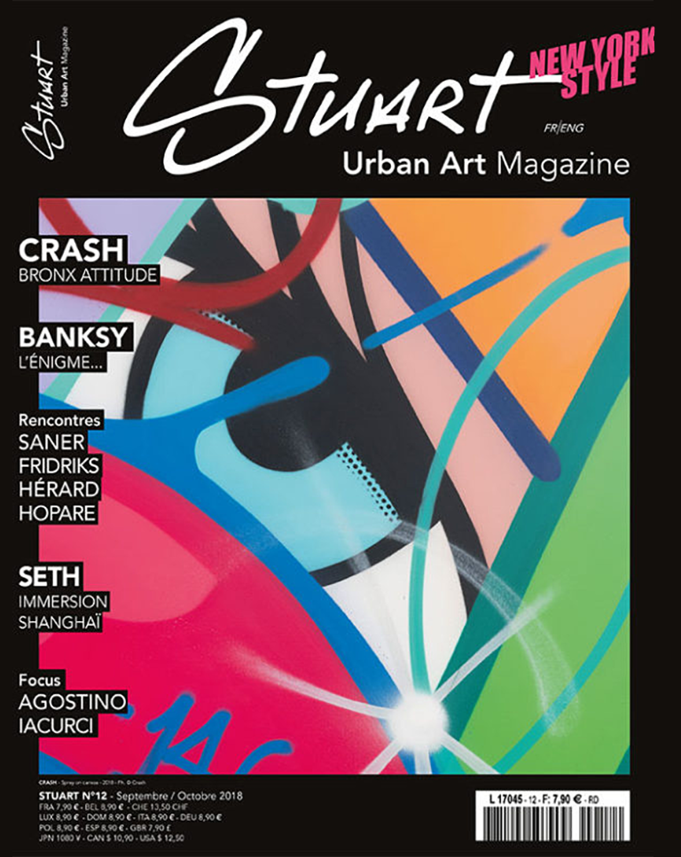 Numéro 12 Stuart Magazine
