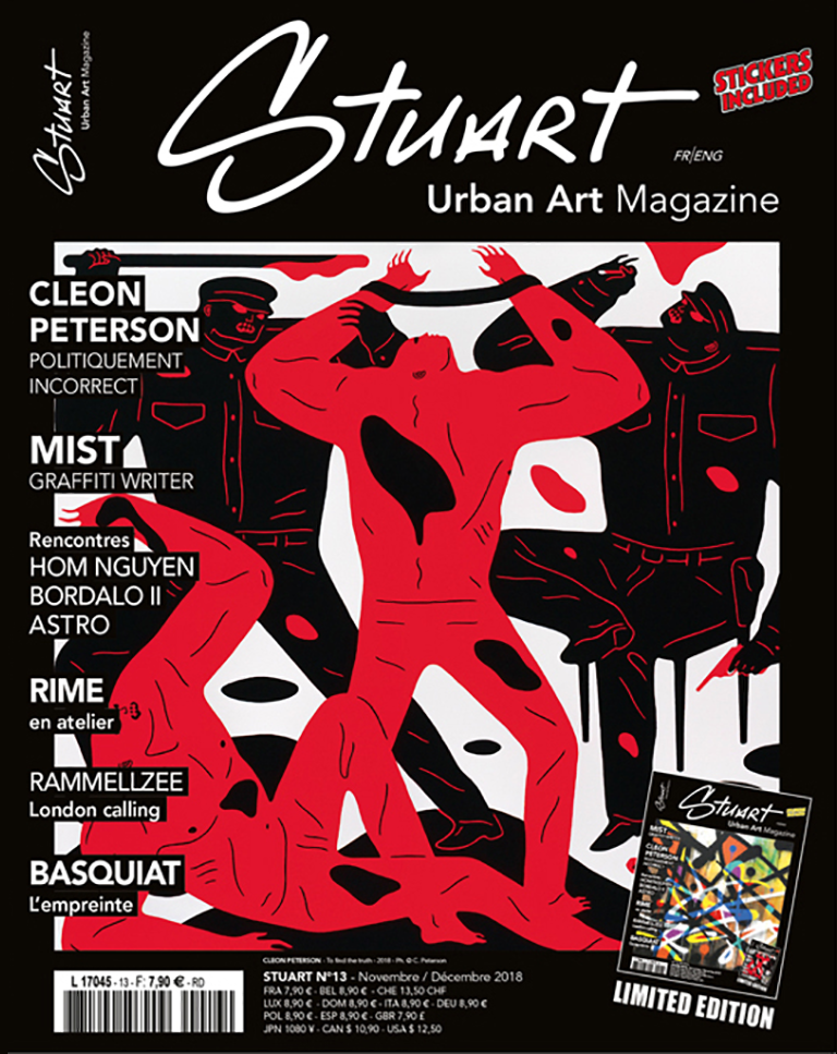 Numéro 13 Stuart Magazine