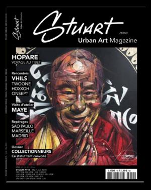 Numéro 10 Stuart Magazine