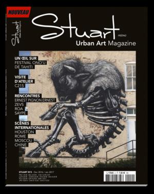 Numéro 2 Stuart Magazine