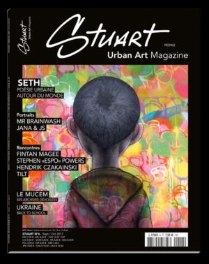 Numéro 6 Stuart Magazine